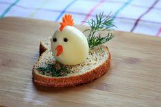 Eğlenceli Yiyecekler: Fare ve Tavuk #tavuk #chicken #kids Pizza, Pudding, Eggs, Breakfast, Desserts, Food, Morning Coffee, Tailgate Desserts, Deserts