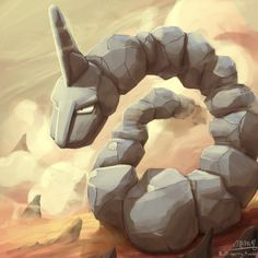 Onix by butt-berry