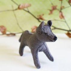 Gluckskafer Gluckskafer felt wolf