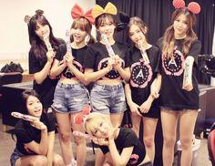 AOA creates a toothbrush line ~ Daily K Pop News Seolhyun, Jimin, Pop Group, Girl Group, Pretty Woman, Pretty Girls, Aoa Elvis, Kim Seol Hyun, Solo Pics