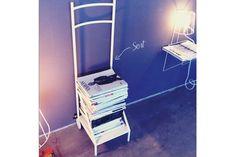 sedia eclettica personalizzabile C12