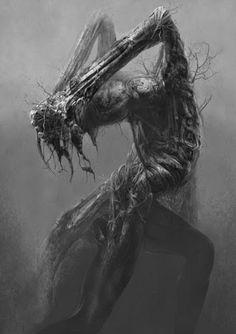 Zdzisław Beksiński #darksurrealism