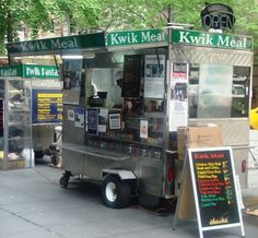 Street eats : Kwik Meal