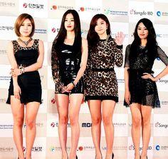 SECRET at Incheon KPOP Concert 2014