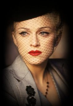 MADONNA AS EVITA PERON