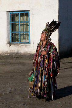 Female Kam(Shaman)