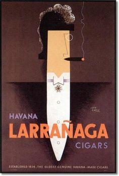 Vintage Advertising Posters   Cigars