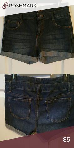 Cherokee Jean shorts Blue jean short shorts like, child xl Cherokee Shorts Jean Shorts