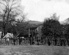 On April 9, 1865, Robert E. Lee surrenders the Army of Northern Virginia to Ulysses S. Grant at Appomattox Courthouse, effectively ending the war. Throughout the duration of the American Civil War, 360,000 Union troops and 260,000 Confederate troops were killed.