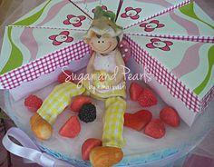 Είμαι παιδί: Μια τούρτα αλλιώτικη από τις άλλες-Paper cake Paper Cake, Crafts, Manualidades, Handmade Crafts, Craft, Crafting