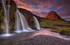 Mount kirkjufell, Iceland!
