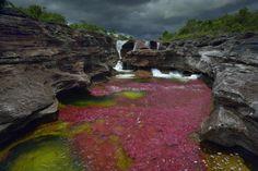 river of five colors - Hledat Googlem