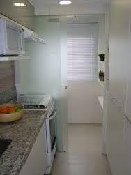 Resultado de imagem para divisoria cozinha area de serviço