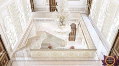 Villa Interior design in UAE of Katrina Antonovich, Katrina Antonovich
