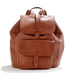 Backpack! The Transport Rucksack / Madewell