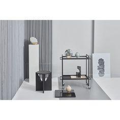Bauhaus tralle, svart – Kristina Dam – Kjøp møbler online på Room21.no