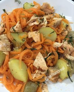 CARROT LOW CARB SPAGHETTI!!! With Grilled salmon Boiled Potatoes Dill @befitandreal #befitandreal #befit #spaghetti #lowcarb #lowcarbdiet #lowcarblifestyle #bestrong #fitlife #fitladies #gymaddict #motivation #fitlife #zucchini #noodles #espaguetis #lowcarbdiet #lowcarb #lowcarblifestylebefitandreal #befitandreal #befit #spaghetti #lowcarb #lowcarbdiet #lowcarblifestyle #bestrong #fitlife #fitladies #gymaddict #motivation #fitlife #noodles #espaguetis #lowcarbdiet #lowcarb #lowcarblifestyle…
