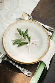 Traditional Italian Wedding Inspiration