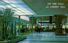 cherry hill mall old photos | Cherry Hill, New Jersey - 1960's
