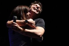 One of Two of my favorite pictures from our Houston panel. Thanks to Alyson Toups!~Carole E. Barrowman 6.11.14