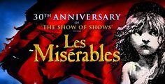 Now entering its 30th year on the West End, Cameron Mackintosh's legendary production of Boublil and Schönberg's LES MISERABLES is a global stage sensation: www.LOVEtheatre.com/tickets/763/Les-Miserables?sid=PIN