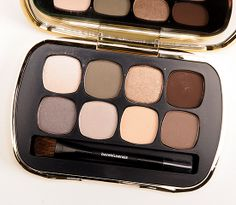 bareMinerals The Power Neutrals Eyeshadow Palette. Amazing neutrals.