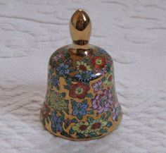 Vintage CHITZ WARE BELL 1950s by vintagous on Etsy, $14.00