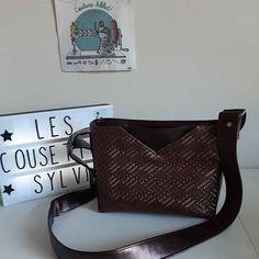Sylvie sur Instagram: J'ai offert le dernier sac que j'avais cousu pour Noël. Un modèle #sacotin, le Mambo