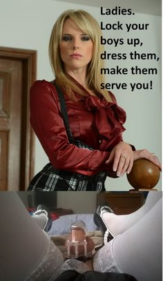 Chastity institut femdom