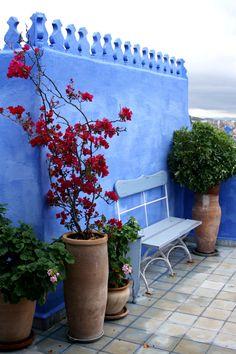 Hotel con encanto en Chaouen, Marruecos: Casa Perleta