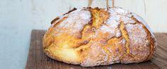 Egyszerű kézműves kenyér 4 hozzávalóból – 10 perc vele a tényleges munka - Receptek   Sóbors Breads, Bakery, Brioche, Brot, Bread Rolls, Bread, Braided Pigtails, Buns, Bakery Business