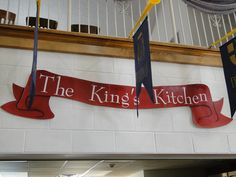King's Kitchen Banner