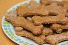 How long do homemade dog treats last? Great site for recipes and how to's.