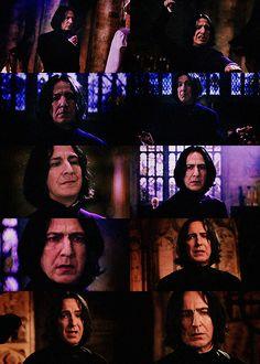 Severus Snape in CoS Professor Severus Snape, Snape Harry Potter, Harry Potter Severus Snape, Alan Rickman Severus Snape, Severus Rogue, Harry Potter Fan Art, Harry Potter Characters, Harry Potter World, Draco Malfoy