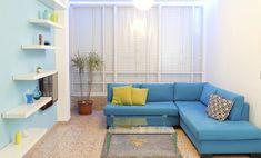 Desde elegir muebles curvos hasta utilizar estantes abiertos en la cocina, los diseñadores comparten sus mejores trucos para habitaciones pequeñas en estas 7grandes soluciones para espacios pequ