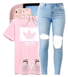 """""""lord knows X ty dolla $"""" by drakeschild ❤ liked on Polyvore featuring The Hundreds, GAS Jeans, adidas and Christian Dior"""