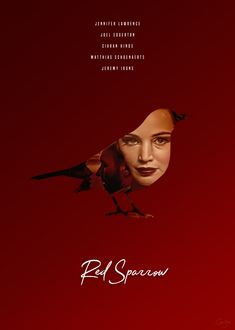 Red Sparrow (2018) [1500 x 2103]