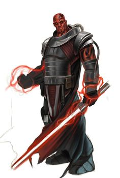 Sith - Star Wars - Matt Difa