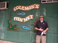 Colemans Fish Market in Wheeling, WV