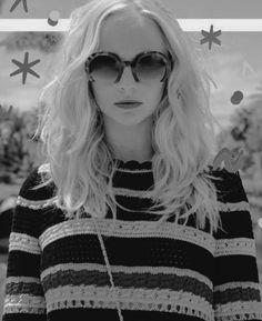 Candice Accola for Fashionisima Magazine (Spain, 2015)