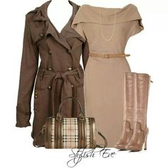 Designer Clothes, Shoes & Bags for Women Classy Outfits, Pretty Outfits, Fall Outfits, Cute Outfits, Fashion Outfits, Womens Fashion, Work Outfits, Looks Style, My Style