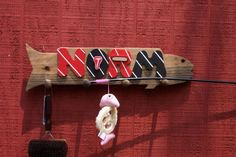 Cat peg board or rack  Personalized with by CarolinaCountryCraft, $10.00