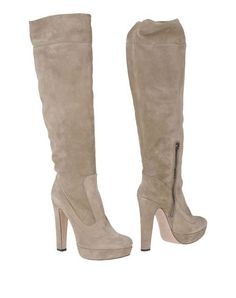 Miu miu Для женщин - Обувь - Сапоги на каблуке Miu miu на YOOX
