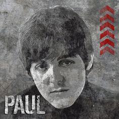 CONCRETE PAUL - BEATLES » Leo Romeu