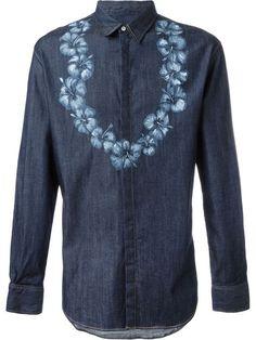 DSQUARED2 Denim Shirt. #dsquared2 #cloth #shirt