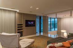 Elegant Penthouse Designed by 2arquitetos in Belo Horizonte, Brazil