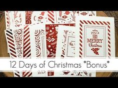 25 Christmas Cards in 1 Hour featuring Gina K Designs and ThermoWeb's Foilmates