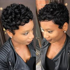 Quotes short sassy pixie cuts 68 new Ideas Short Sassy Haircuts, Short Haircut Styles, Cute Hairstyles For Short Hair, Short Hair Cuts, Pixie Cuts, Summer Hairstyles, Short Curly Wigs, Short Curly Styles, Pixie Styles