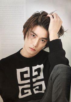 Trendy Mens Haircuts, Boys Long Hairstyles, Formal Hairstyles, Funky Hairstyles, Chani Sf9, Fandom, Seong, Asian Boys, Handsome Boys