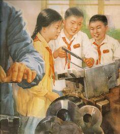 CHINA, POSTERS PUBLICITARIOS, colección de MICHAEL WOLF,